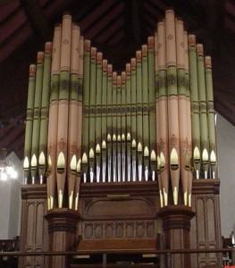 Hinners Organ #556